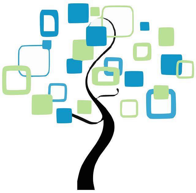 עץ משפחה - תוצר של מחקר גנאלוגי